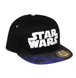 Star Wars Premium Cap White Logo