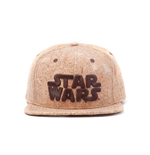Star Wars Snap Back Hip Hop Cap Logo Cork