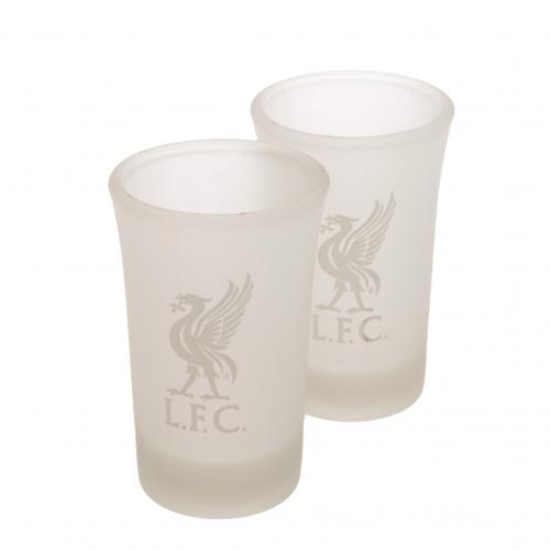 Glas Liverpool FC Liverpool FC Packung