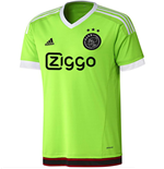 Trikot Ajax 2015-2016 Away Fussball Trikot