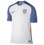 Trikot USA Fußball 2016-2017 Home Nike Authentic Vapor Match Shirt