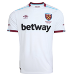Trikot West Ham United 2016-2017  Fussball Away