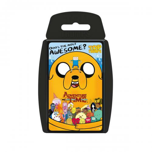 Spielzeug Adventure Time Top Trumps