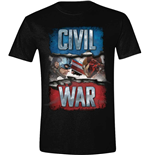 T-Shirt Captain America  220111