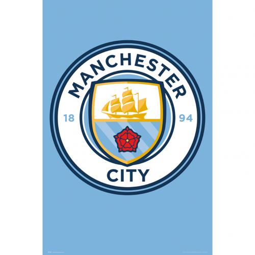 Poster Manchester City FC 220438