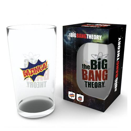 Glas Big Bang Theory 220452