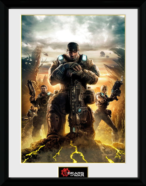 Poster Gears of War 220491