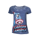 T-Shirt Captain America  220510