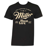 T-Shirt Miller High Life Beer