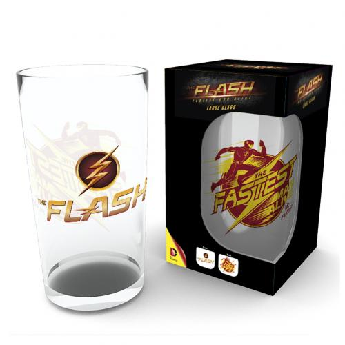 Glas Flash Gordon Langes Glas