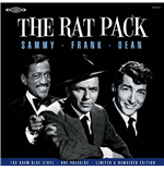 Vinyl Frank Sinatra, Sammy Davis Jr & Dean Martin - The Rat Pack