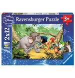 Puzzle The Jungle Book 222018