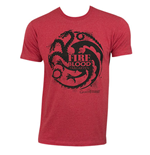 T-Shirt Game of Thrones  für Männer