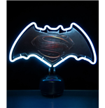 Batman v Superman Neon-Leuchte Logo 24 x 30 cm