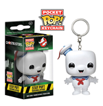 Ghostbusters Pocket POP! Vinyl Schlüsselanhänger Stay Puft 4 cm
