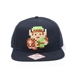 The Legend of Zelda Hip Hop Cap Link 8bit