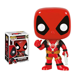 Marvel Comics POP! Vinyl Wackelkopf Deadpool Thumb Up 10 cm