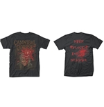 T-Shirt Cannibal Corpse