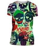 T-Shirt Suicide Squad All Over Trust
