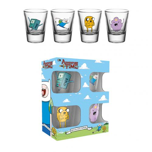 Set Glasser Adventure Time