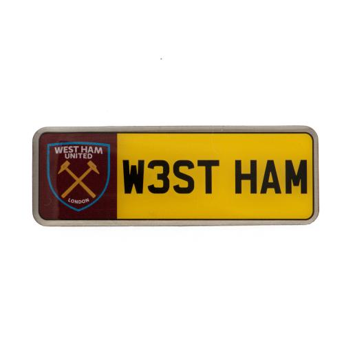 Brosche West Ham United 222754