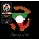 "Vinyl Willie Nelson/Uncle Tupelo - Side By Side Truck Drivin' Mad (7"")"