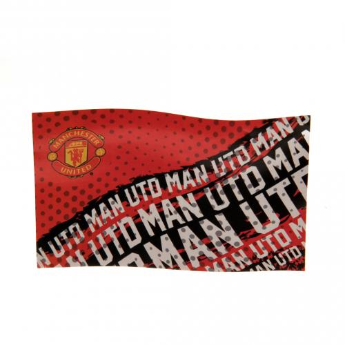 Flagge Manchester United FC 223283