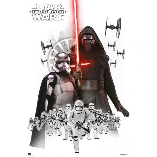 Poster Star Wars 223304