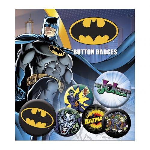 Batman Set Schilder