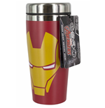 Marvel Comics Reisetasse Iron Man Face