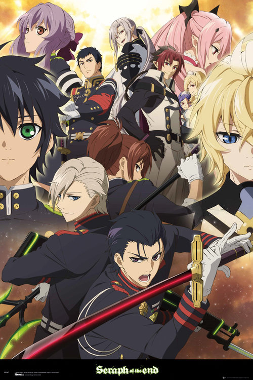 Poster Seraph of the End 223528