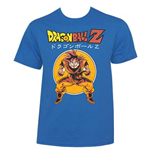 T-Shirt Dragon Ball Z Retro Goku