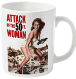 Tasse Attack Of The 50FT Woman 223759