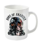 Tasse Sons of Anarchy - Flame Skull