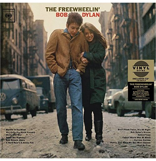 Vinyl Bob Dylan - The Freewheelin' (2 Lp)