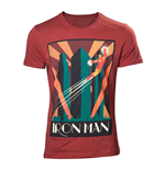 T-Shirt Iron Man 224612