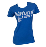 T-Shirt Natural Light für Frauen