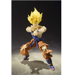 Actionfigur Dragon Ball Z - Son Goku War Awake Version Figure