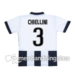 Trikot Juventus 2016/2017 Home Chiellini 3 Replik