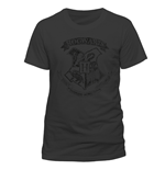T-Shirt Harry Potter - Distressed Hogwarts