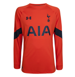 Trikot Tottenham Hotspur 2016-2017 Away (Orange)