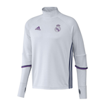 Sweatshirt Real Madrid 2016-2017 (Weiss)