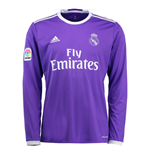 Trikot Real Madrid 2016-2017 Away