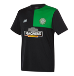 T-Shirt Celtic 2016-2017 (Schwarz)