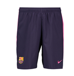 Shorts Barcelona 2016-2017 Away (Violett)