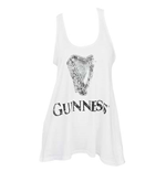Top Guinness Distressed Harp Logo