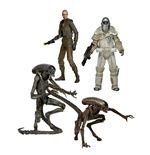 Aliens Actionfiguren 18 cm Serie 8 Sortiment (14)