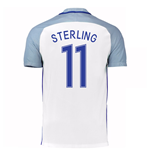 Trikot England Fussball 2016-2017 Home (Sterling 11)