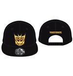 Transformers Baseball Cap Deception Metal