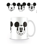 Micky Maus Tasse Faces